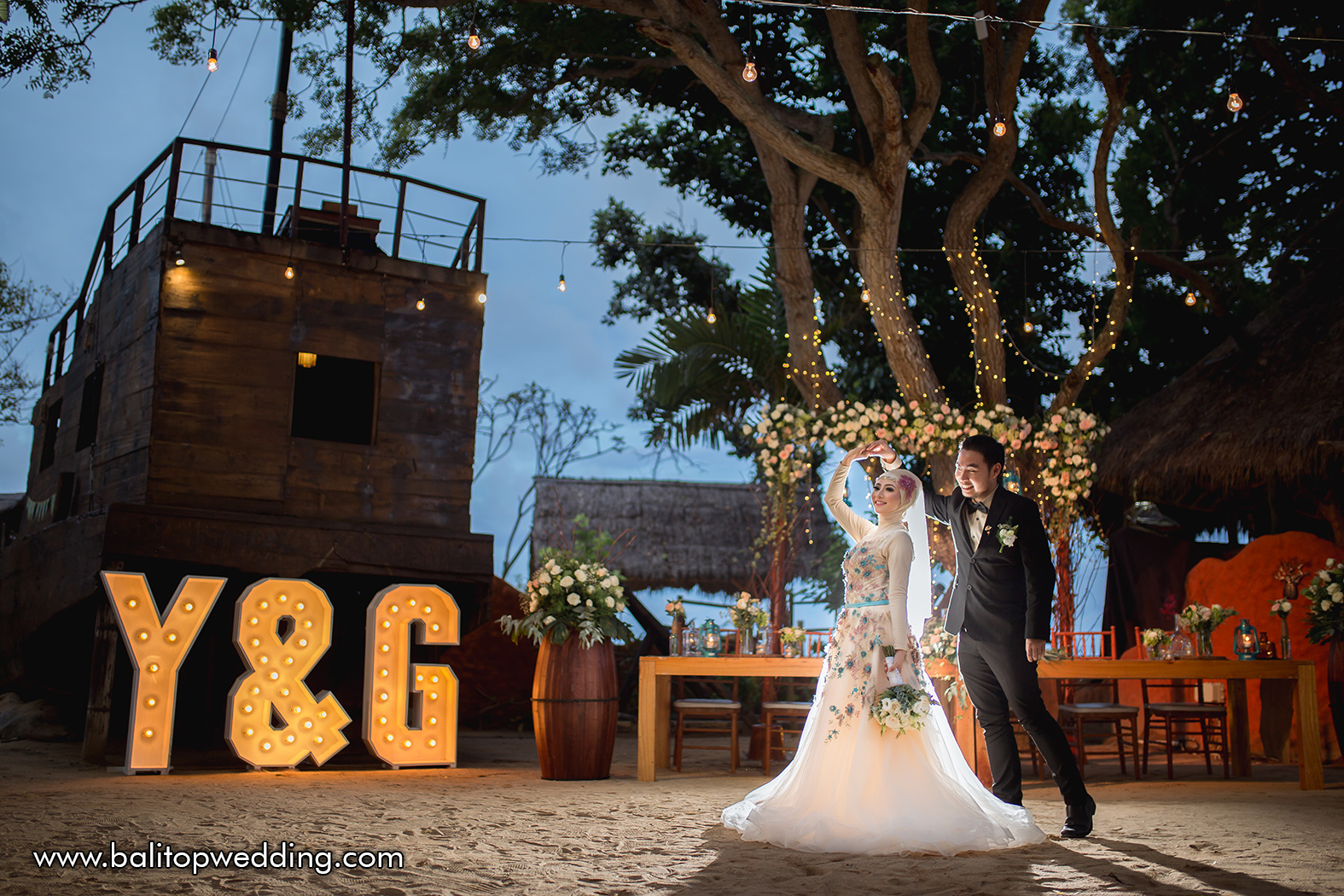 Wedding Venue Favorit di Bali