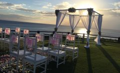 Bali Cliff Edge Wedding