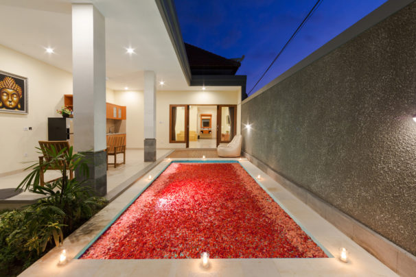 Bali Honeymoon Packages (Villa)