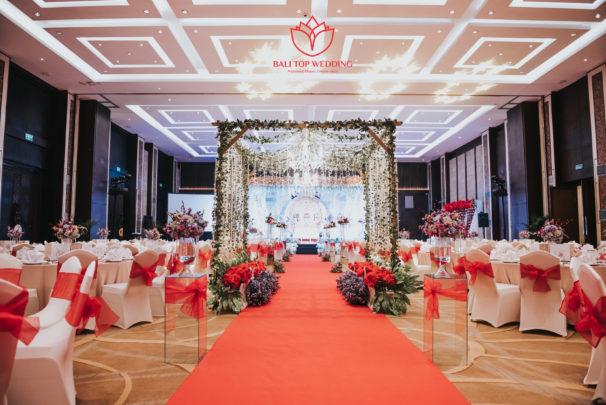 Paket Resepsi Pernikahan di Bali