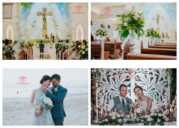 Paket Pernikahan/Wedding Katolik di Bali
