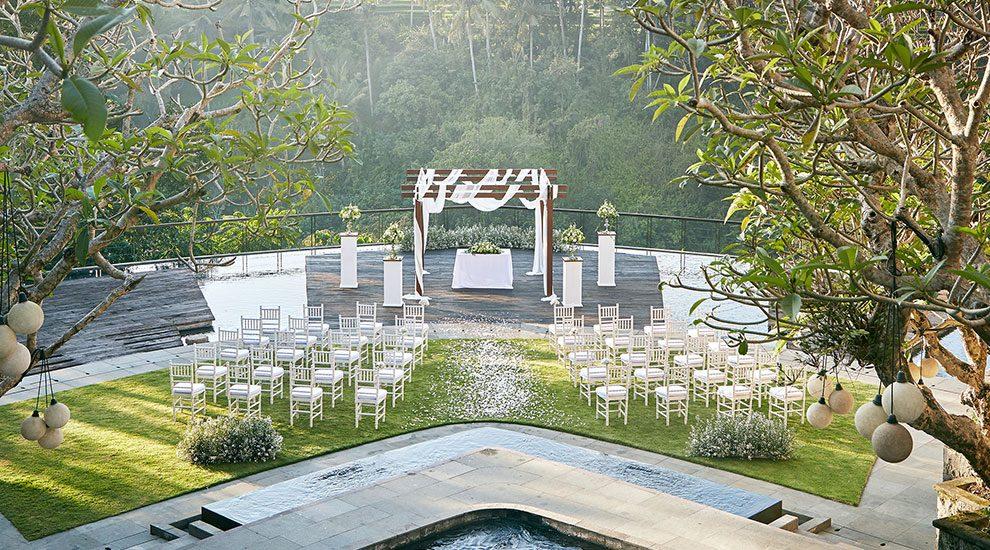 Ubud Wedding Packages
